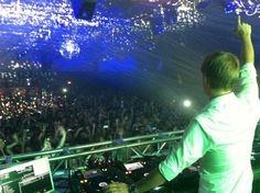 Armin van Buuren.. need to go to another one of his amazing shows.