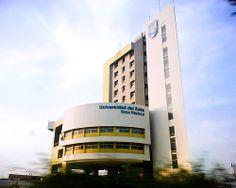 Nuevo Rectorado de la Universidad del Zulia, Venezuela.