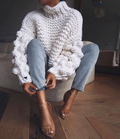 cozy winter outfits - casual fall outfit, winter o - winteroutfits Street Style Boho, Looks Street Style, Boho Style, Casual Fall Outfits, Fall Winter Outfits, Autumn Winter Fashion, Winter Clothes, Winter Wear, Hipster Outfits Winter