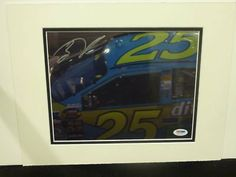 Signed Vickers Photo - 8x10 PSA COA - Autographed NASCAR Photos by Sports Memorabilia. $55.44. Brian Vickers Signed 8x10 Photo Nascar PSA COA Auto