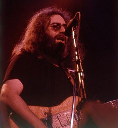 25 Years Ago Today, Robert Hunter, Jerry Garcia Band, The Warlocks, Madison Square Garden, 25th Anniversary, Rolling Stones, Darkness, Death