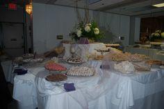 Traditional Italian Wedding Cookie Table