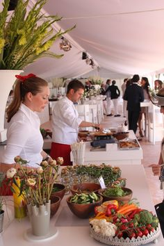 Food Stand Cartier Polo 2010