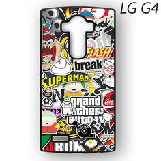 Cartoon Network for LG G3/G4 phonecases