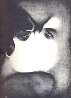Alberto Martini, Le Baiser 1, 1915