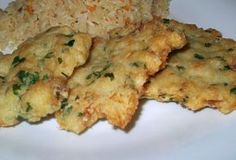 Receita de Pataniscas de Bacalhau - http://www.receitasja.com/receita-de-pataniscas-de-bacalhau/