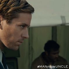 Nothing goes unnoticed by a KGB spy. #ManFromUNCLE   The Man from U.N.C.L.E.