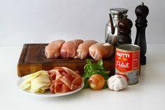 Involtini de pui - rulouri din piept de pui cu branza si sunca|Laura Laurențiu Kitchen, Fine Dining, Cooking, Kitchens, Cuisine, Cucina