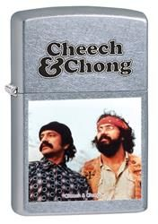 Cheech and Chong Zippo Lighter Zippo Lighter