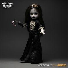 """Living Dead Dolls Madame"""" - Serie 30 Sideshow  Living Dead Dolls Serie 30 - Sideshow - Hadesflamme - Merchandise - Onlineshop für alles was das (Fan) Herz begehrt!"""