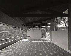 Fernando Távora_Recuperação e Valorização da Quinta da Conceição + Pavilhão de Ténis (1957), Leça da Palmeira - Matosinhos.