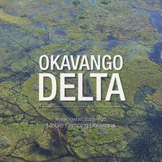Okavango Delta - Botswana. #Africa #Travel #Delta #Safari