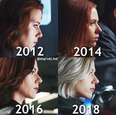 The evolution of black widow