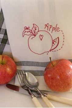 Show details for Freebie - Fruit & Veggie Towels - Apple