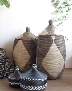 Check our large collection of Decorative Storage Baskets before making any decision for your home decor improvement ! Your first purchase is off ! Tall Laundry Basket, Laundry Hamper, Laundry Room, Decorative Storage, Decorative Items, Home Decor Items Online, Black Basket, Black Rope, Large Baskets