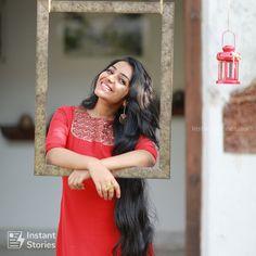 Churidhar Designs, New Designer Dresses, Stylish Girl Images, Girl Photography Poses, Top Celebrities, Indian Beauty Saree, Girls Image, India Beauty, Malayalam Actress