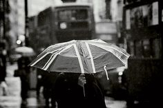When it rains, i remember you.