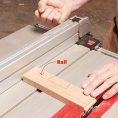 Woodworking Jigs Quick and Easy Cabinet Doors — The Family Handyman - A table saw is all you need! Making Cabinet Doors, Shaker Cabinet Doors, Diy Cabinet Doors, Shaker Cabinets, Diy Kitchen Cabinets, Cabinet Ideas, Cabinet Plans, Shop Cabinets, Garage Cabinets