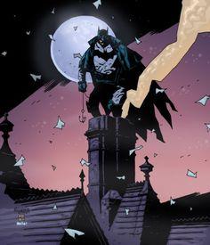 - Batman Art - Fashionable and trending Batman Art - Mike Mignola Batman art. Comic Book Artists, Comic Artist, Comic Books Art, Batman And Catwoman, Batman Art, Batman Painting, Mike Mignola Art, Batman Gifts, Batman Poster