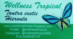 exotic wellness 1001 nights:               Hieronta  Hinta    ... Tantra, Exotic, Tropical, Wellness, Instagram