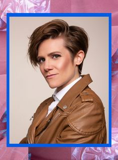 Why Cameron Esposito called her new special Rape Jokes. #Comedy #CameronEsposito #TV #FemaleComedians