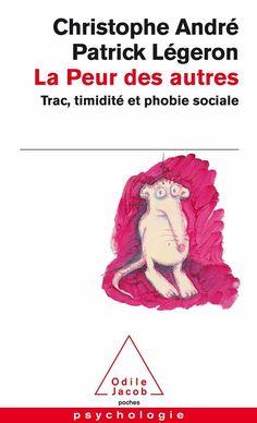 Pourquoi avons-nous le trac ? Quelles sont les situations sociales les plus intimidantes pour la plupart d'entre nous ? À partir de quand la timidité devient-elle phobie sociale ? Christophe André et Patrick Légeron expliquent toutes les formes que peut revêtir l'anxiété sociale, ainsi que ses mécanismes psychologiques et comportementaux. Ils vous aident à faire la différence entre ce qui est normal et ce qui l'est moins. France 1, Christophe André, Ebook Pdf, Good Books, Ebooks, This Book, Ainsi, Socialism, Social Anxiety