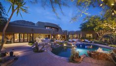 #Arizona Luxury Homes - Today's Featured Home. #Realestate #Luxury #Luxuryhomes