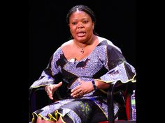 """Leymah Gbowee. """"Leymah bore witness to the worst of humanity and helped bring Liberia out of the dark. Her memoir is a captivating narrative that will stand in history as testament to the power of women, faith and the spirit of our great country.""""    — Ellen Johnson Sirleaf, President of Liberia, winner of the Nobel Peace Prize"""