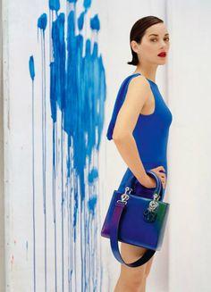 Sencillez y elegancia de la mano de un clásico, colección de bolsos de Christian Dior otoño invierno 2013/14