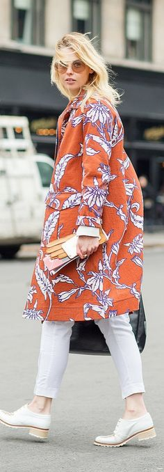 Street Style: All the Best Snaps From New York Fashion Week