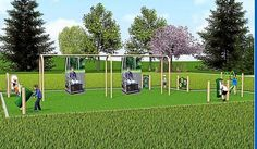 Orion Township, nonprofit work to open park for kids with special needs!