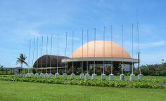 Parliament House, Apia, Samoa