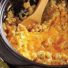 Skinny Mac 'N Cheese - The Pampered Chef® I love PC!! Shop now or join my team @ www.pamperedchef.biz/emileeskitchen, join me on Facebook Emilee's Pampered Chef Kitchen. Contact me to get some FREE :)