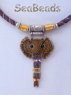 The Elephant Project Necklace