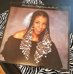 Patrice Rushen ‎– Straight From The Heart LP Promo  | eBay