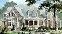 Cottage - Southern Living