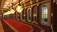 Château de Versailles - 1665 Minecraft Project - Explore the best and the special ideas about Lego Minecraft Villa Minecraft, Château Minecraft, Architecture Minecraft, Minecraft Castle Blueprints, Construction Minecraft, Minecraft Building Guide, Minecraft Mansion, Minecraft Interior Design, Minecraft Medieval