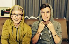 Tyler Oakley & Connor Franta // edit by @berniund