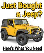 First Time Jeep Owners Guide