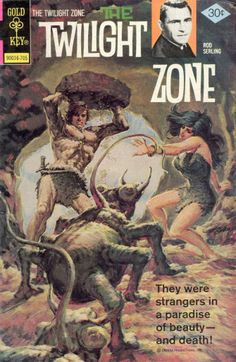The Twilight Zone Comic #77 Publisher: Gold Key Comics Date: May 1977