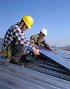Build and Install Your Own Solar Panels