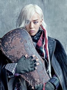 G-Dragon for Vogue Korea                                                                                                                                                     Plus