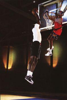 Jordan n Spike Lee. Nike. Mars Blackmon