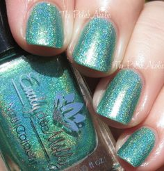 Emily de Molly New Shades at Color4Nails Swatches