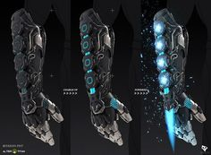 Arcee x Male Human reader - Chapter 22 - Wattpad Robot Concept Art, Armor Concept, Weapon Concept Art, Concept Cars, Ninja Weapons, Sci Fi Weapons, Fantasy Armor, Fantasy Weapons, Gauntlet Weapon