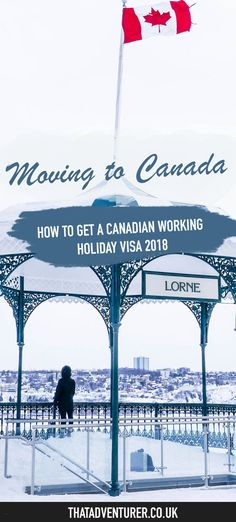 how to move to canada from the UK. How to get a canadian working holiday visa (IEC) which allows you to live and work in Canada for up to two years! #canada #yearabroad #liveabroad #travel #vancouver #iec #workingholiday #workingholidayvisa #traveladvice #visa