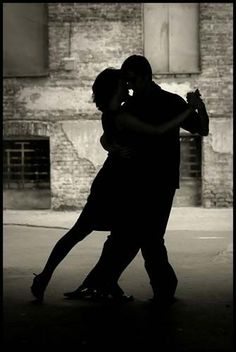 Dance with me, Rob...