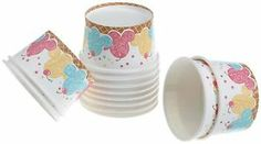 36 Wilton Ice Cream Cups For Birthday Party Favors, Socials, School and More NEW