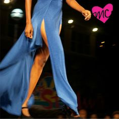 Its all about movement in The Colour of Fashion