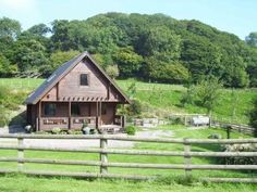 Suran Y Coed in Powys, Wales